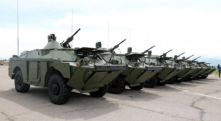 BRDM-2_donated-to-tajikistan