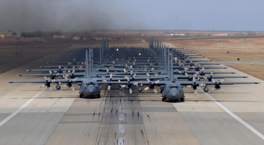 C-130J Super Hercules Bukukan Dua Juta Jam Terbang
