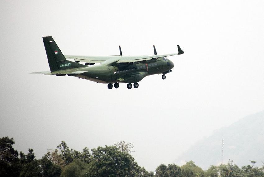 CN235-220 Nepal