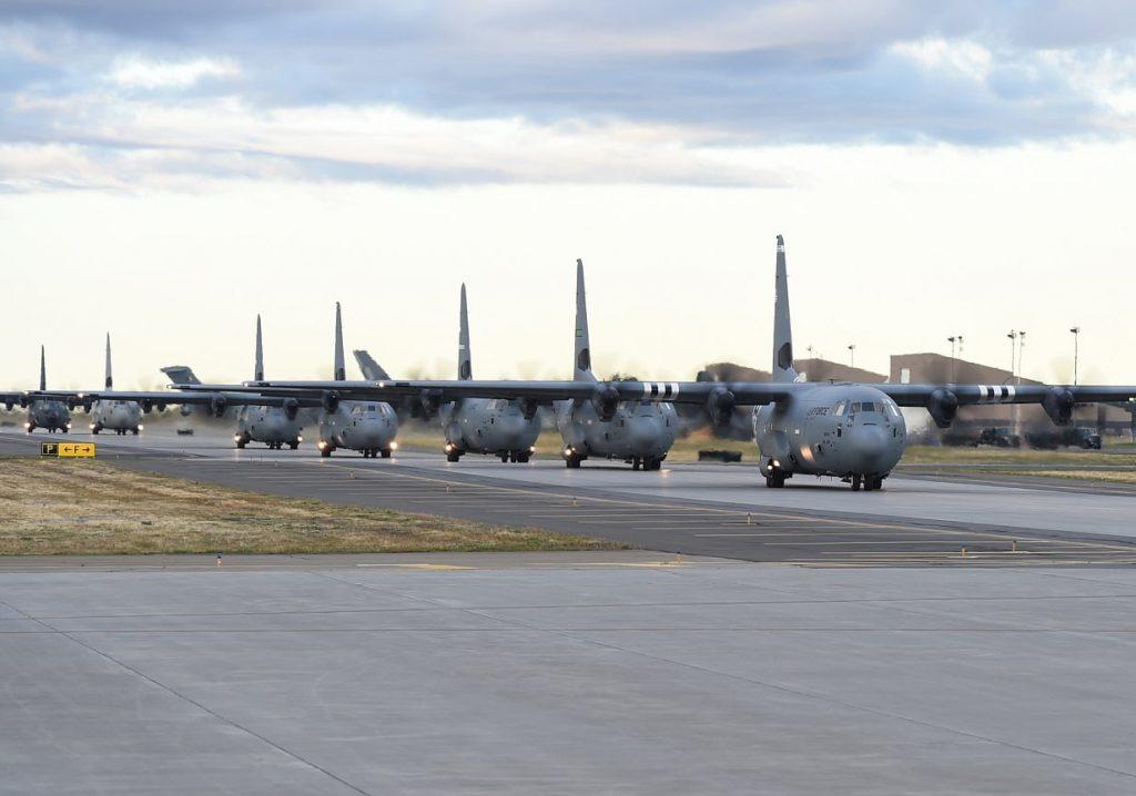 USAF C-130H/J