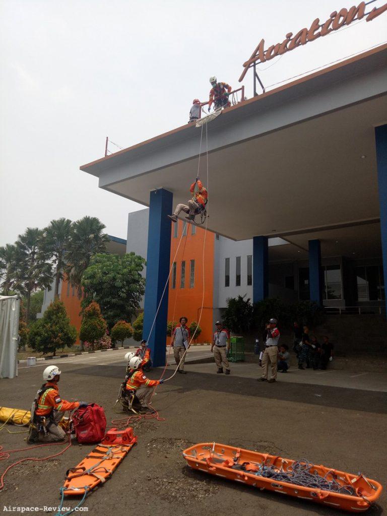 High Angle Rescue