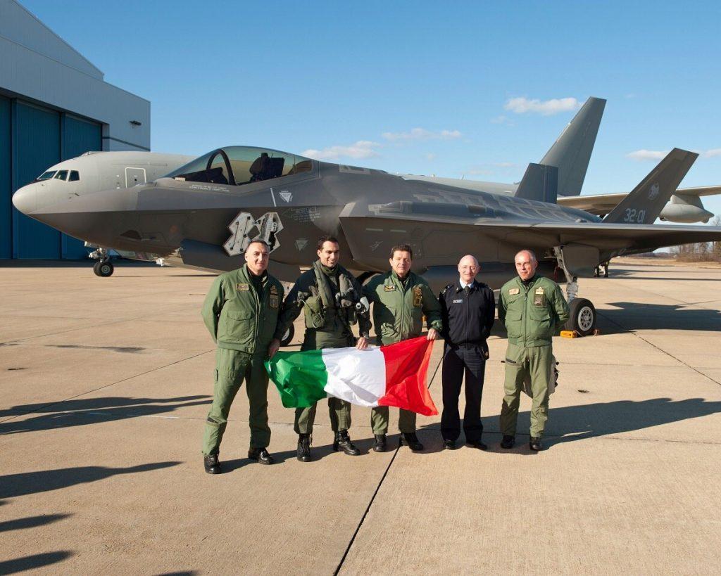 Italian-F-35