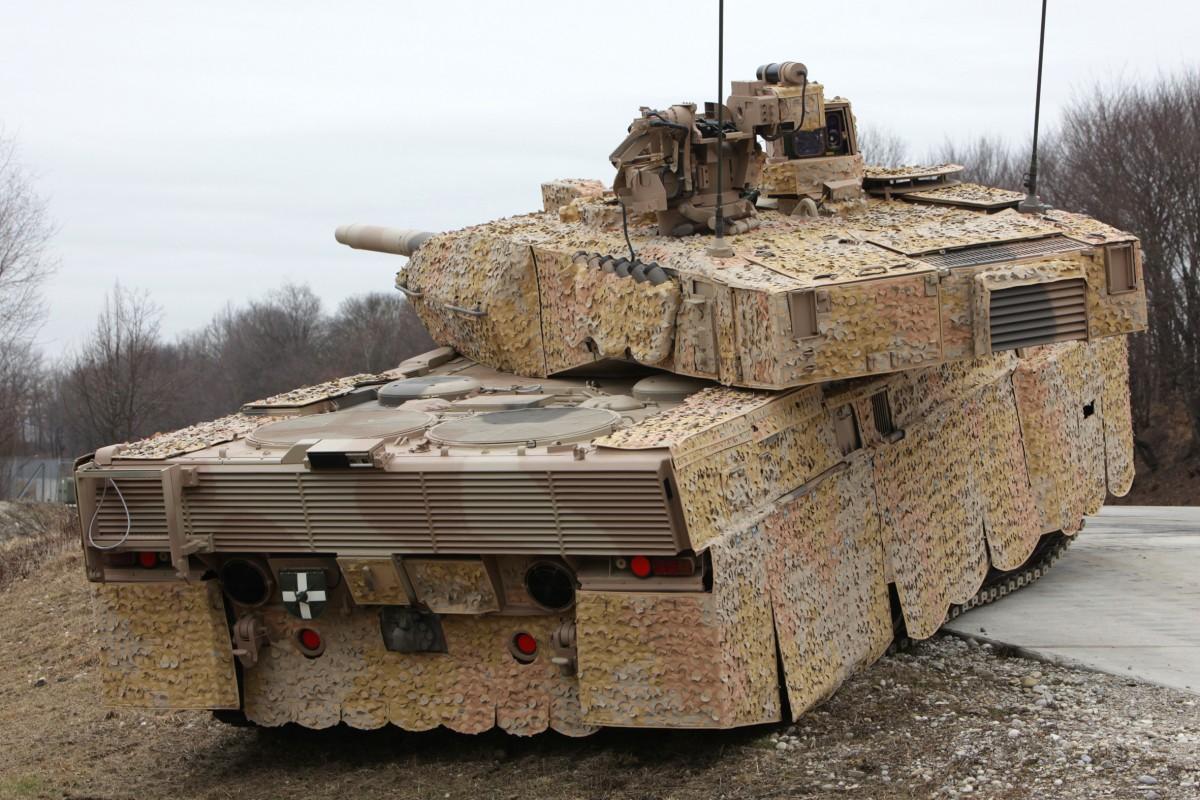 Bundeswehr Terima Tank Leopard Generasi Termodern