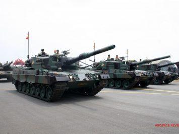 Leopard MBT