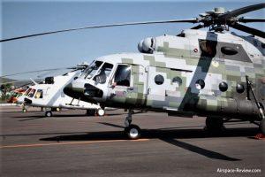 Mil Mi-17, helikopter andal digunakan oleh 90 negara
