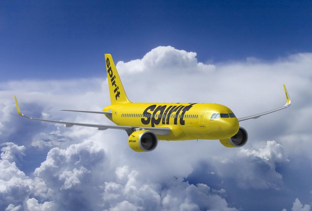 Spirit Airlines dari Amerika Rencana Borong 100 Unit Keluarga A320neo