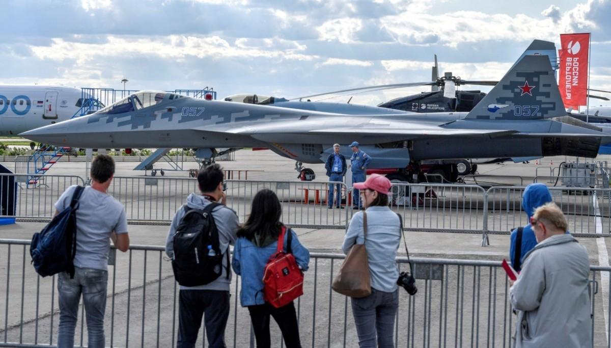 Lima Negara Potensial Pembeli Su-57, Myanmar Salah Satunya