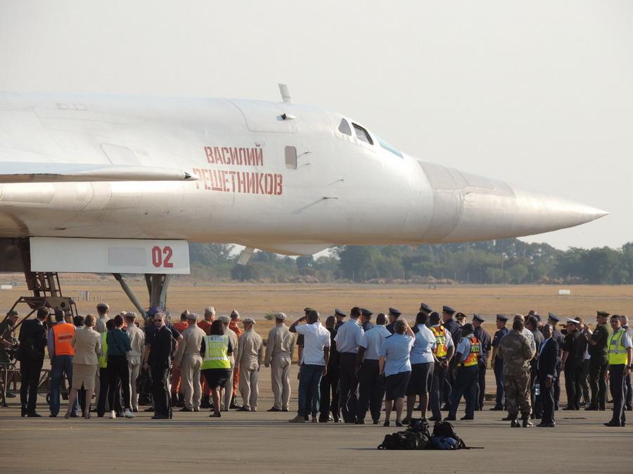 Tu-160-South Afrika