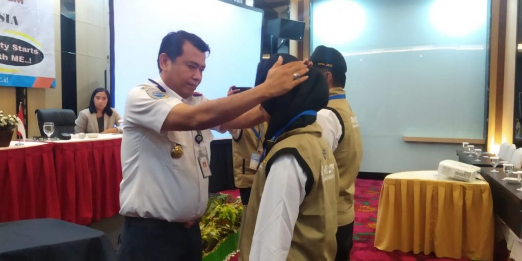 STPI Selenggarakan DPM Human Factor dan Safety Management System di Lampung