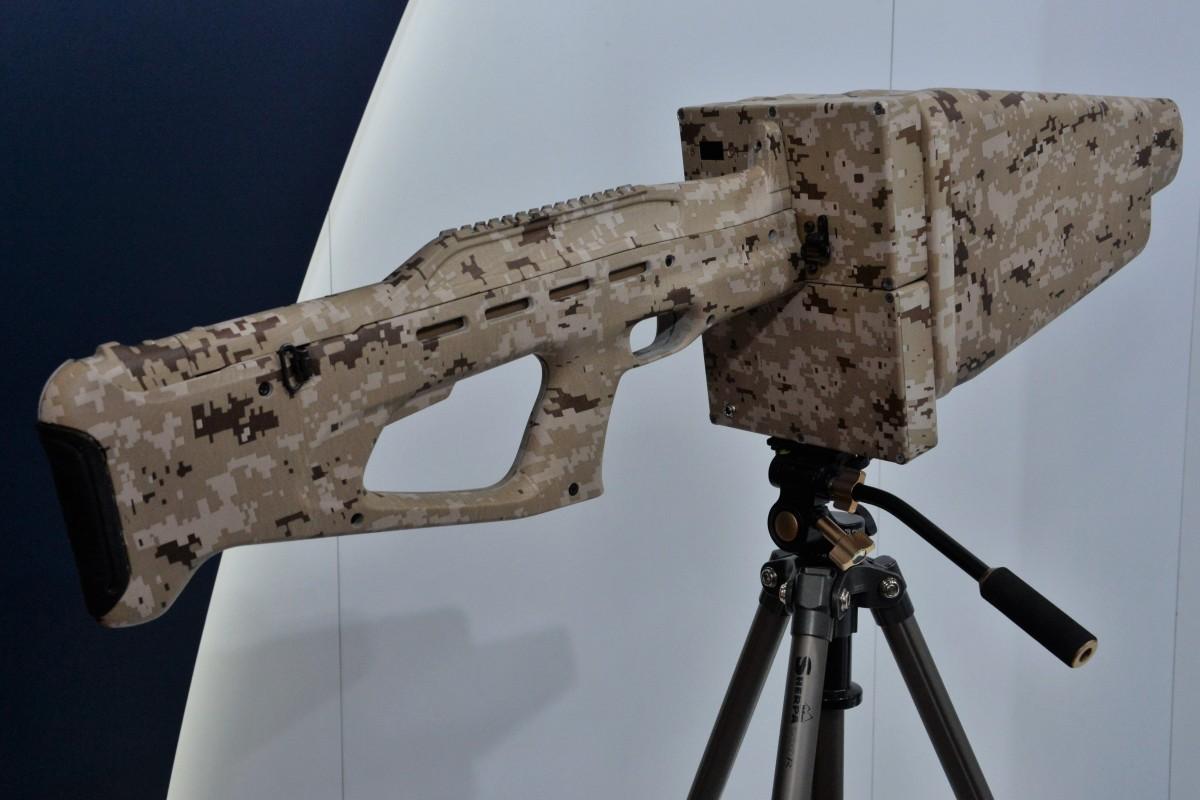 Senjata Anti-drone Rusia