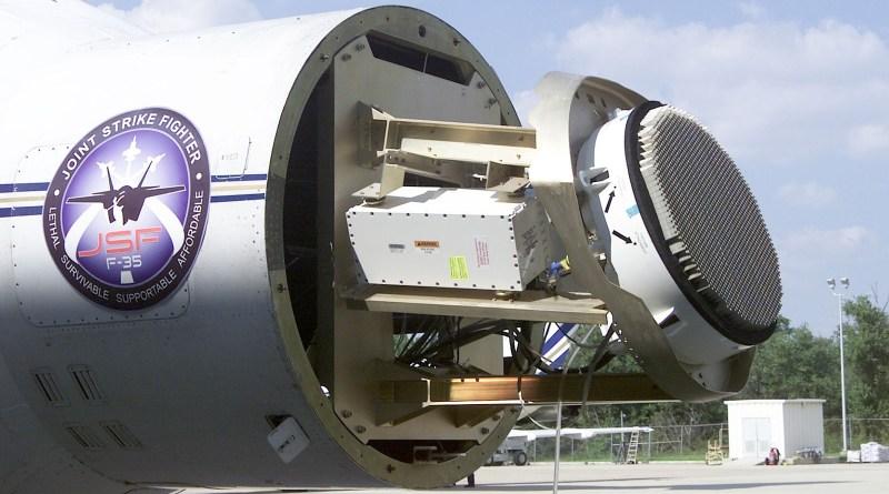 Northrop Grumman Serahkan Radar AN/APG-81 AESA ke-500 untuk F-35