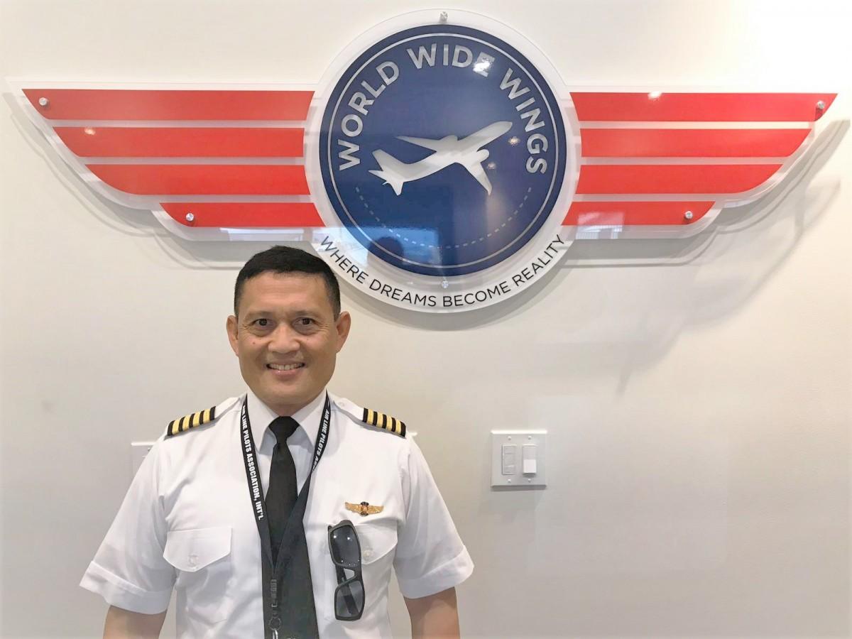 Capt. Hifny Assegaf, Orang Indonesia Pertama di Amerika Peraih Sertifikat Chief Pilot CASR 141 FAA