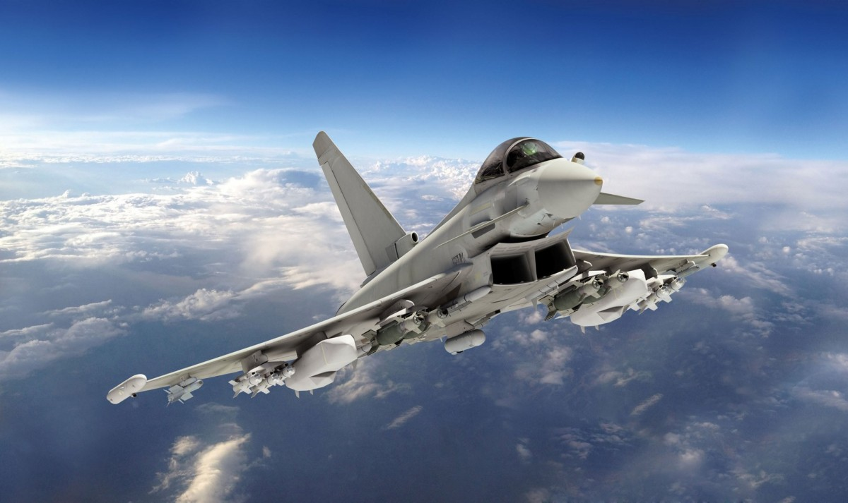 Tawari Kolombia, Airbus ajukan Typhoon Tranche 3 pengganti Kfir
