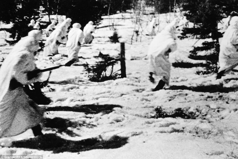 Finlandia dalam Winter War