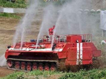 Tank Damkar