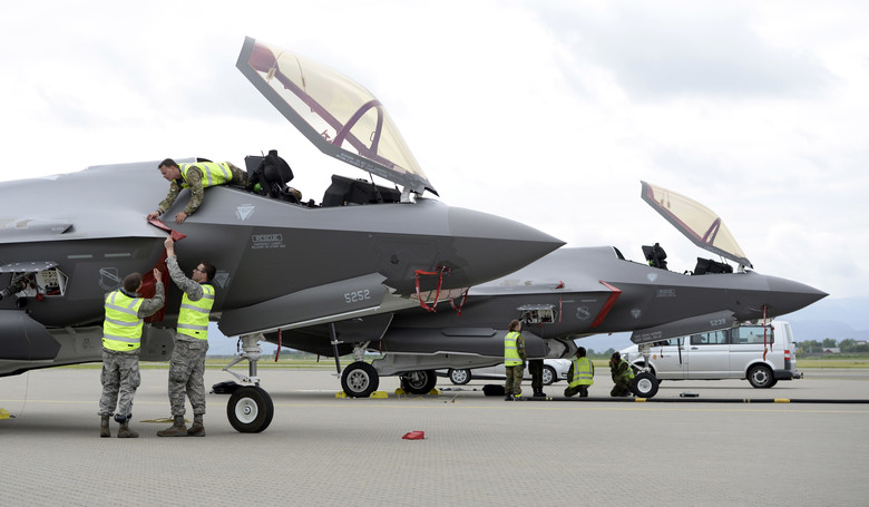 Norwegian F-35A