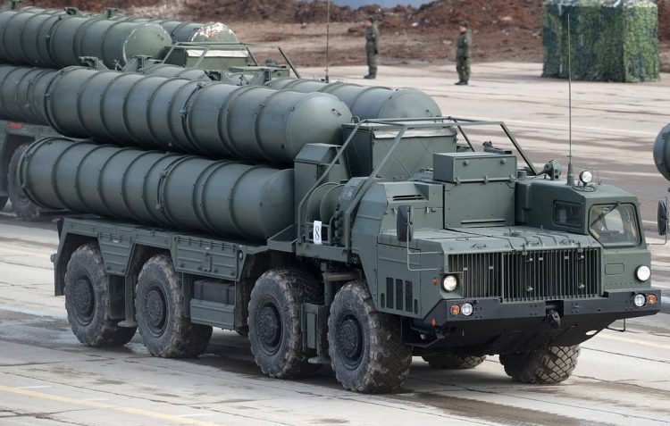 Uang Muka Telah Dibayar, Rusia Mulai Produksi S-400 Triumf Pesanan India