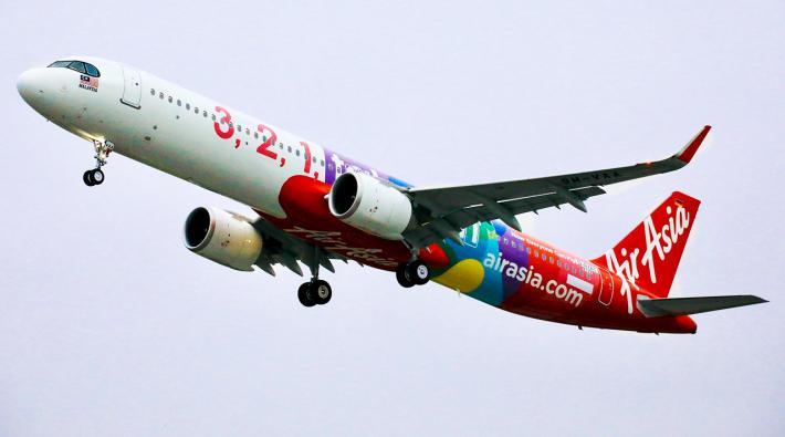 A321neo Pertama AirAsia Mengudara Perdana di Fasilitas Hamburg