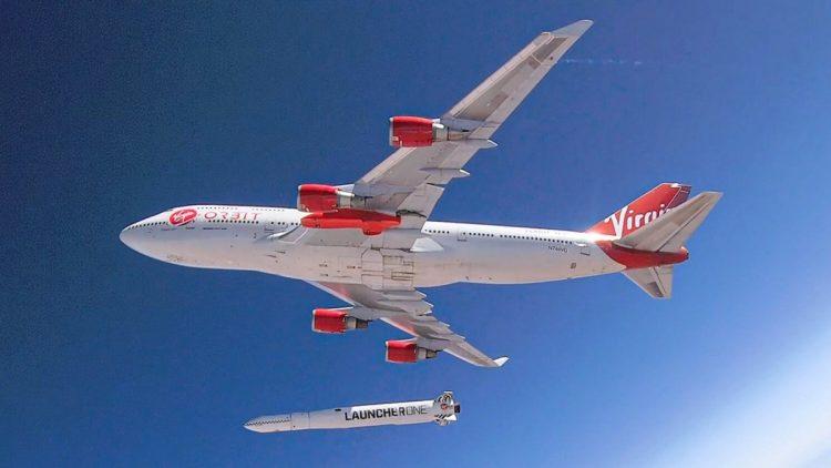 USAF Akan Luncurkan Satelit Pertama Menggunakan Boeing 747 dari Guam