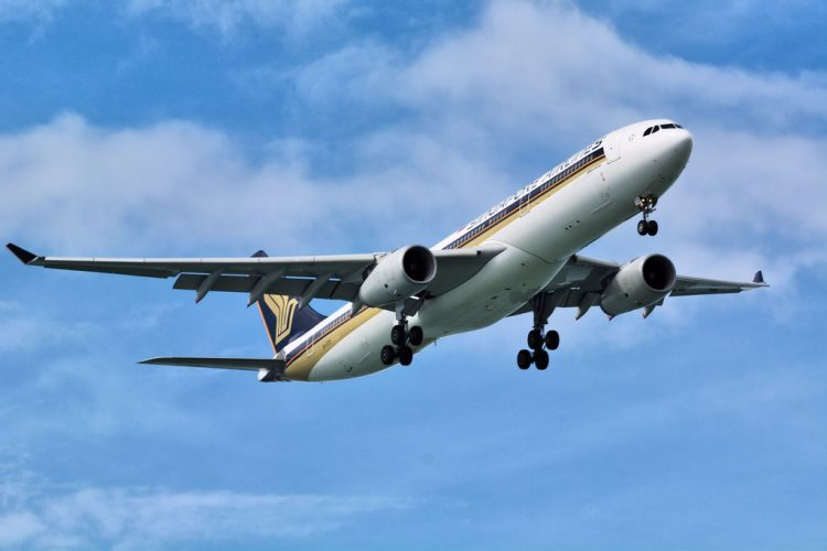 Singapore Airlines Raih Penghargaan 'Indonesia Leading International Airline'