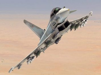 Eurofighter for Kuwait AF