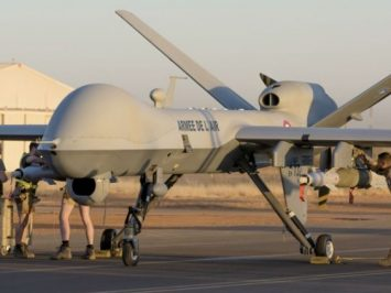 MQ-9 French Air Force