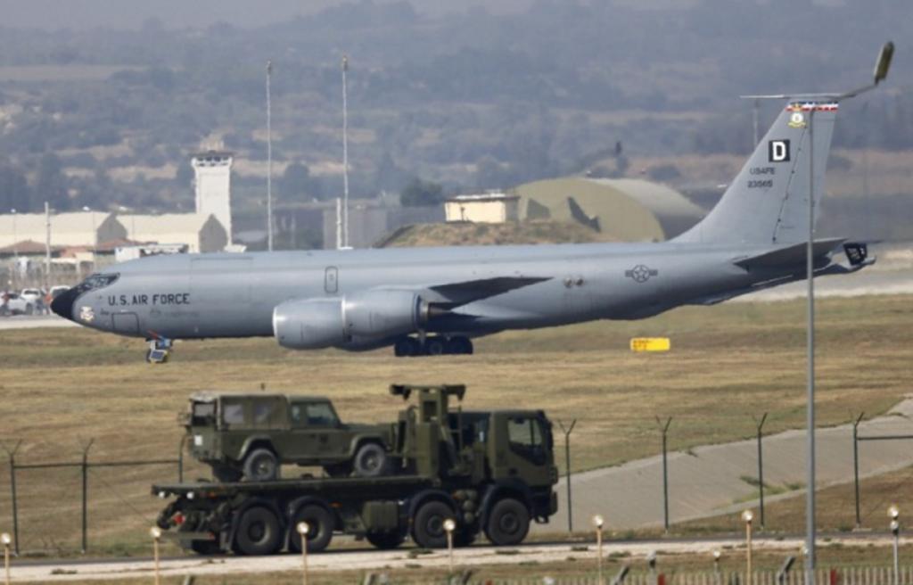 KC-135R at Incirlik AB