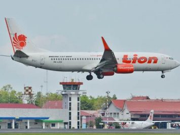 Lion Air at BDJ