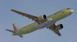 Irkut segera uji terbang pesawat MC-21-310 dengan mesin PD-14