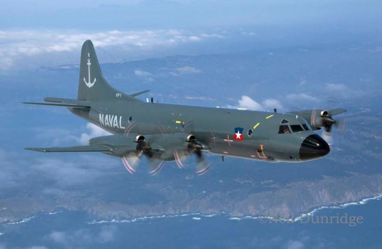 Telah Berusia 54 Tahun, Cile Terima P-3A Orion Hasil Modernisasi di Kanada