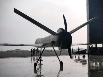 Drone MALE PTDI