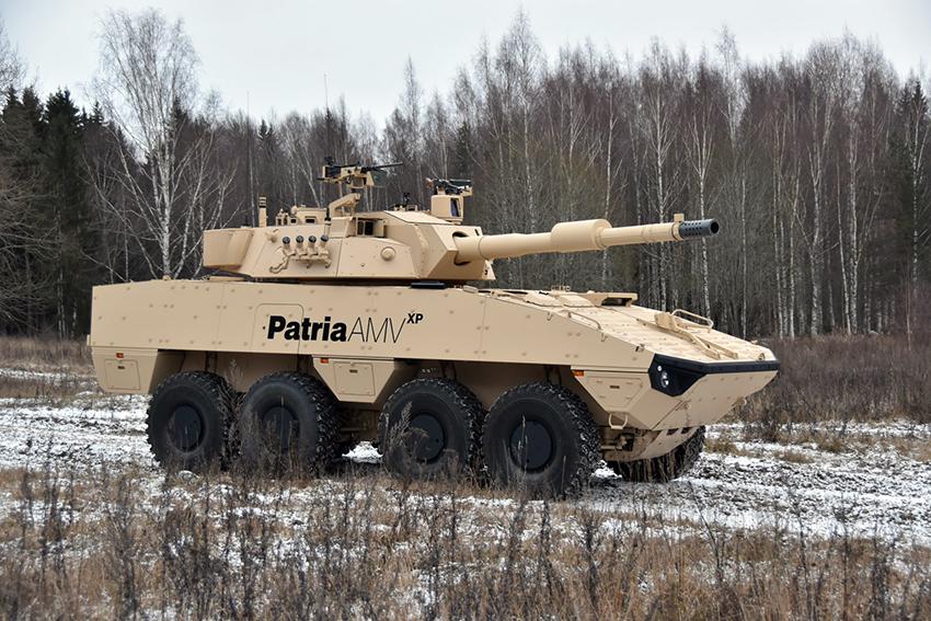 Patria-AMV-XP-FSV