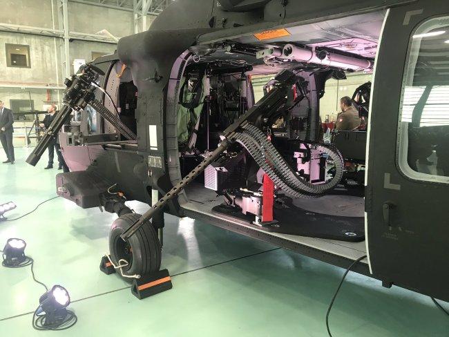 S-70i Black Hawk Polandia