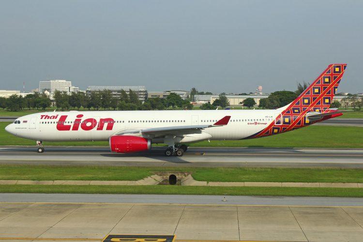 Thai Lion A330-300