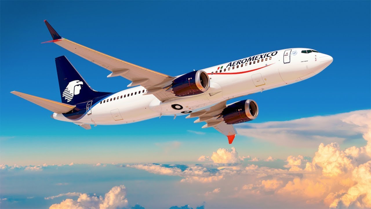 Aeromexico Boeing 737 Max 8