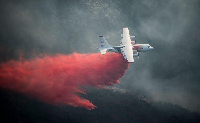 C-130H pemadam api