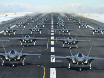 Elephant Walk 52 F-35As