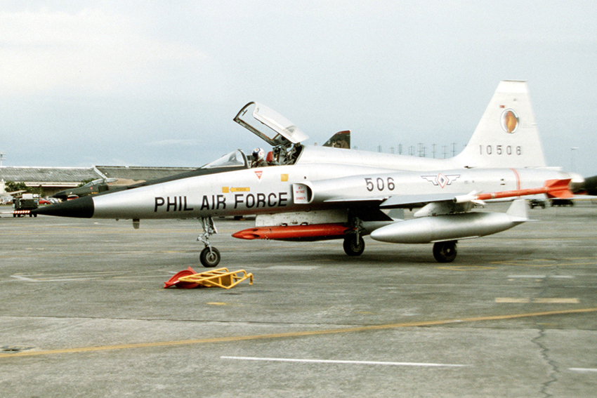 F-5A PAF