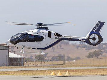 Helikopter H135
