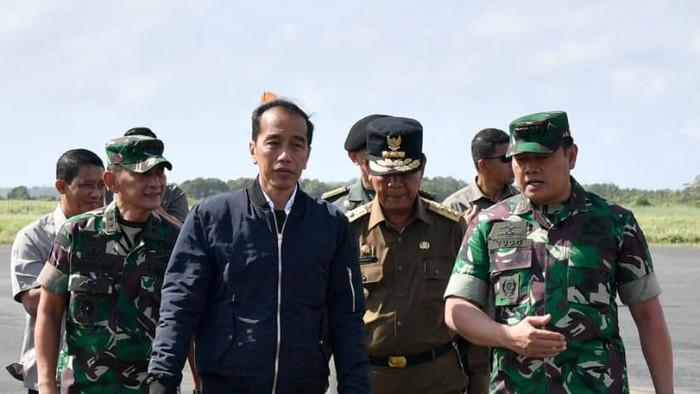 Jokowi ke Natuna