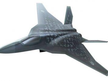 Konsep pesawat tempur F-X Jepang
