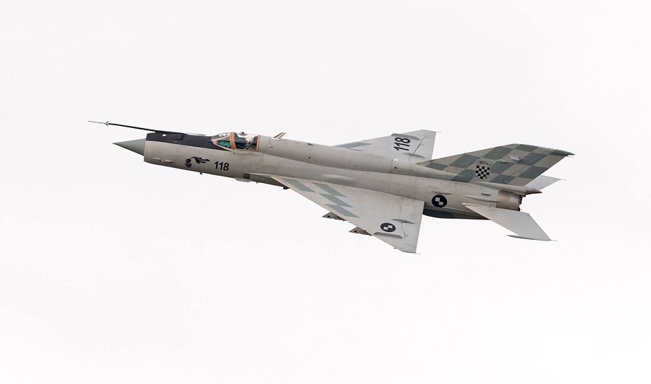 MiG-21 Bis_Kroasia