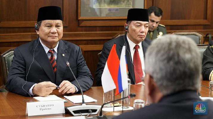 Pertemuan Prabowo-Shoigu
