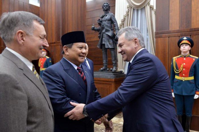 Prabowo-Shoigu