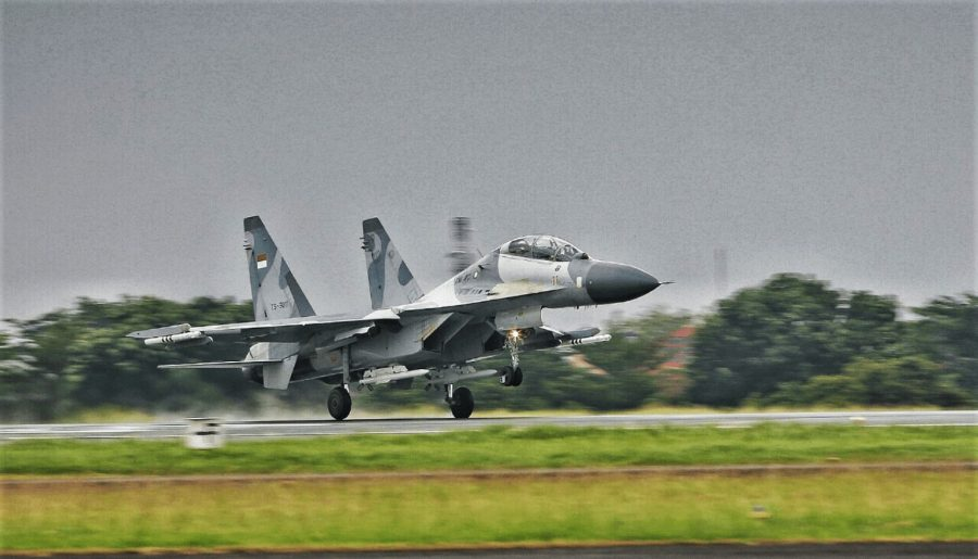 Su-30MK2_TNI AU
