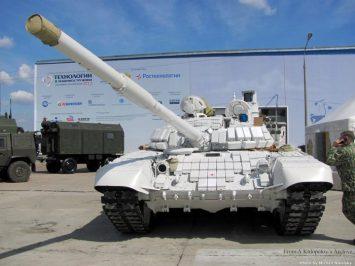 T-72B1 White Eagle
