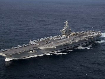 USS Abraham Lincoln CVN 72