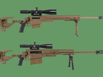 AX MKIII dan AX50 ELR