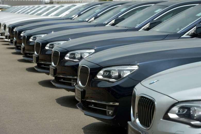 BMW sediakan 350 sedan VIP untuk para tamu Singapore Airshow 2020