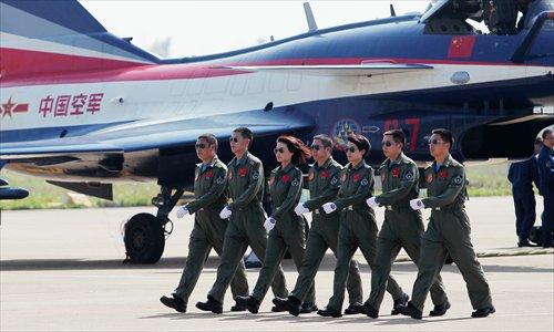 Bayi Aerobatic Team